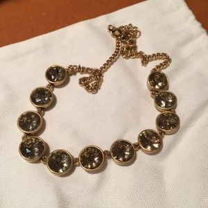 Gold J.Crew Necklace New Without Tags